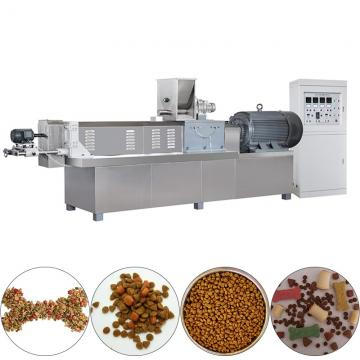Large Capacity Screw Feed Extruder Floating Fish Feed and Animal Feed Pellet Machine Pets Food Expansion Processing Machinery for Sale