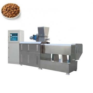 Automatic Double Screw Extruder Animal Pet Dog Bird Food Feed Production Line Small