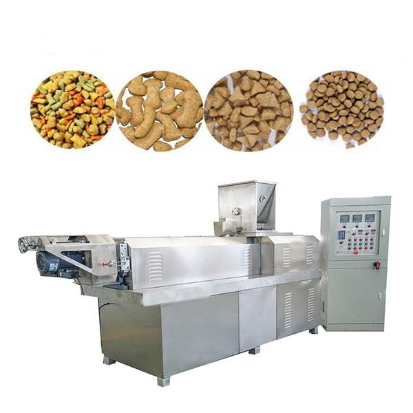 Multifunctional Equipment for Dog Food Manufacturing