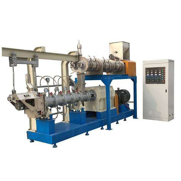 Dog Food Pellet Machine, Pet Food Extruder as Extrusion Pellet Machine, One of Main Fish Farm Feed Equipment
