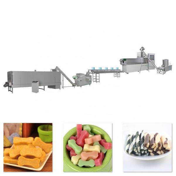 Stainless Steel Pet Food Making Electric Dog Biscuits Machine Cat Food Maker