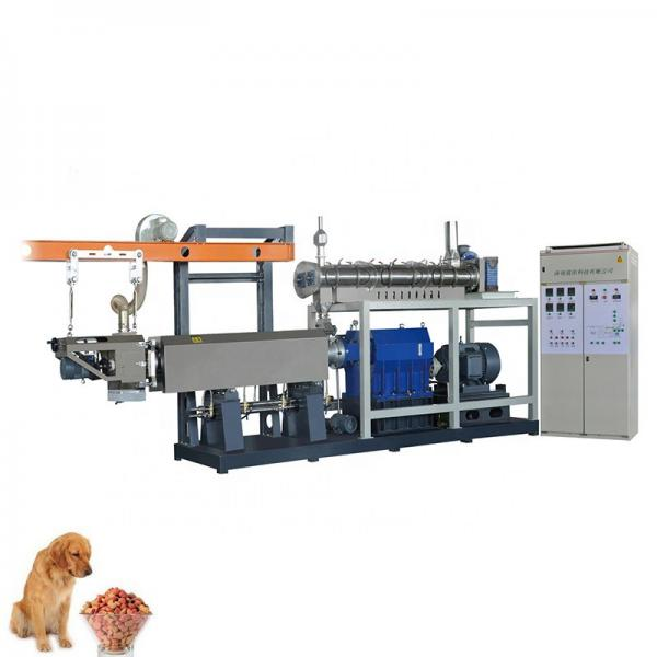Automatic Fish Feed Pet Food Application Machines Manufacturer Plant Big Capacity