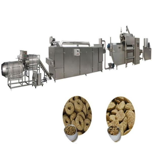 dog food equipment factory pet feed extruder seller
